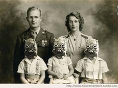 The Raider Family, 1941