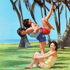 Instagram - #キャンディーズ 1974年 ハワイ