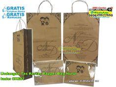 Undangan Tas Kertas Papper Bag Nurul Hub: 0895-2604-5767 (Telp/WA)undangan tas kertas,undangan tas kertas murah,undangan tas kertas unik,undangan tas kertas lucu,jual undangan tas kertas,jual undangan tas kertas murah,jual undangan tas kertas unik,undangan pernikahan,undangan pernikahan murah,undangan pernikahan unik,jual undangan pernikahan  #undangantaskertasunik #jualundanganpernikahan  #undangantaskertas #undanganpernikahanunik #jualundangant