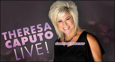 Theresa Caputo 2015 – 2016 Tour Dates