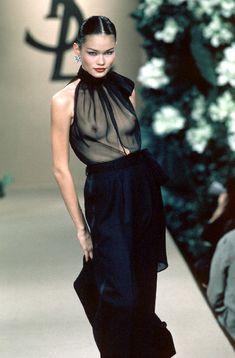 Yves Saint Laurent Haute Couture, SS 1999