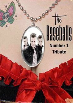 Baseballs Tribute Trio Strike 3 - Please note - this is a professional Vocal Trio and not a band playing instruments. The original group do not play instruments. #spotonentertain