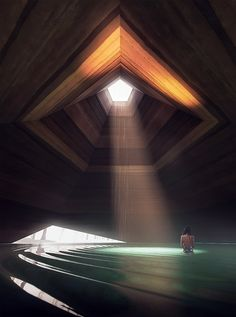 Thermal Baths Concept on Behance