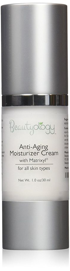 Beautyology Anti Aging Face Cream Moisturizer for All Skin Types -- This is an Amazon Affiliate link. You can find more details by visiting the image link.