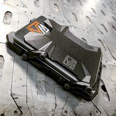 Vice Hardware makes high end Titanium, Aluminum and Carbon Fiber wallets. Titanium Wallet, Edc Wallet, Aluminum Wallet, Carbon Fiber, Wallets, Archive, Card Holder, Minimalist, Hardware