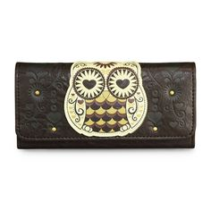 Loungefly Owl With Heart Eyes Wallet - Loungefly - Brands