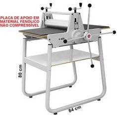 Prensa para Gravura em Metal / Xilogravura TRIDENT G-600