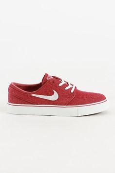 b965adf73e8cd2 The Zoom Stefan Janoski in a bright shade of crimson - the exact colour  your face