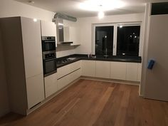 Greeploze witte keuken