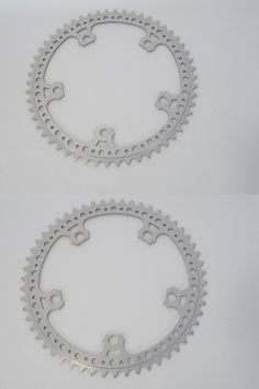 Chainrings and BMX Sprockets 177811: Sr Royal Chainring 54T Drilled 3 32 144Bcd Vintage Road Bike Nos -> BUY IT NOW ONLY: $60 on eBay!