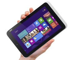 Acer's 8-inch Windows 8 tablet shows up on Amazon with a $379.99 price tag