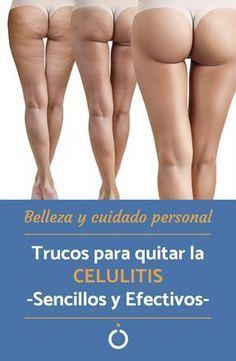 La celulitis es una de las principales preocupaciones femeninas en el cuidado del cuerpo. En este artículo te explicamos los mejores trucos para eliminar la celulitis. #celulitis #eliminarcelulitis #remedios #ejercicios