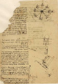 Several notes and a sketch showing the moon in eight different positions around the earth.