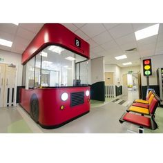 IBI Group transforms A&E for children in Oldham