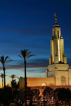 LDS Temple, Redlands