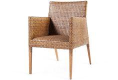 Flamingo Chair, Dark on OneKingsLane.com
