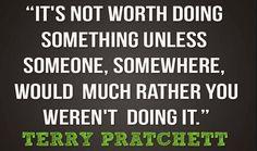 terry pratchett quotes death - Google Search