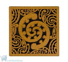 Tribal Art at it's best in the form of native Maori tile patterns - Maori are one of the most recent warrior tribal peoples to make their art available to the developed world Maori Patterns, Tile Patterns, New Zealand Architecture, Maori Designs, Nz Art, Maori Art, Kiwiana, Wooden Art, Tile Art