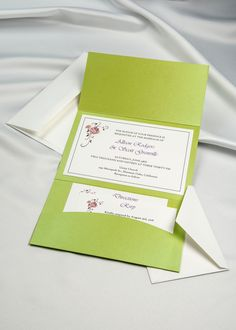 Looking for DIY Lime Green Horizon Pocket Folder Invitations cards? Check out our Lime Green Horizon Pocket Folder Invitations. Pocket Wedding Invitations, Printable Invitations, Invitation Cards, Party Invitations, Moorpark California, Wedding Bells, Card Stock, Lime, Place Card Holders