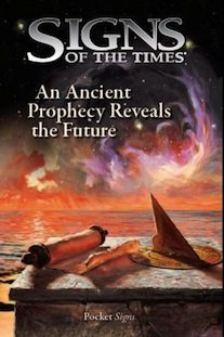 "One of the world's most ancient prophecies declares that our planet is about to experience the most dramatic event in human history: the end of civilization as we know it. This prophecy does not specify a date—neither a year nor a decade nor … you know that the very first war ever fought is recorded to have taken place in the unlikeliest place? The Bible tells us that ""there was war in heaven: Michael and his angels fought against the dragon; and the dragon fought and his angels, and …"
