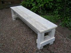 Wood / Pallet, bench