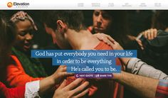 Elevation Church | MinistryCSS