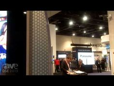 Interview of NoviSign at DSE 2015: social digital signage software solutions (Android based as well), such as Twitter, Facebook, Instagram, etc.