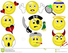 Royalty Free Stock Photo Vector Smiley Faces Botellas