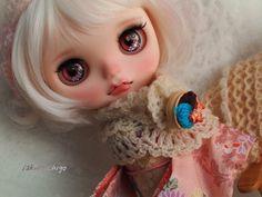 『カスタムブライス * 春を編む少女 *』