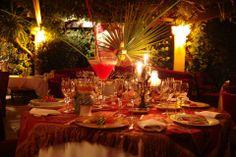 Villa Romana restaurant & club, Saint-Tropez