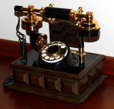 https://flic.kr/p/VY35ti | Vintage Western Electric Design Line Rotary Dial Telephone (American Telecommunications Corporation), Cradle Phone, Dated 1975 | Item 24 - To be auctioned at Cledis Estes Auctions II in Medina, Ohio.