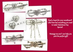 Lilla Rose has lots of heart-items available to give as Valentine's Day Gifts. http://lillarose.biz/rrobinson