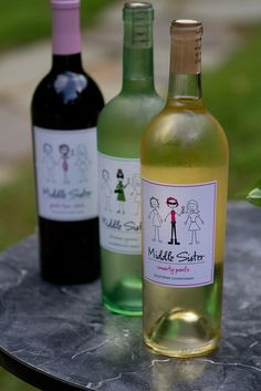 Middle Sister Wines at Big Summer Potluck 2012 by myfoodthoughts, via Flickr