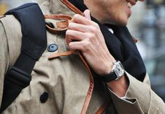 leather accents