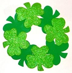 10 Craft Ideas for St. Patrick's Day - Things to Make and Do, Crafts and Activities for Kids - The Crafty Crow