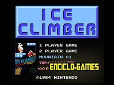 NES Gameplay #12 - Ice Climber (Nintendo classic mini)