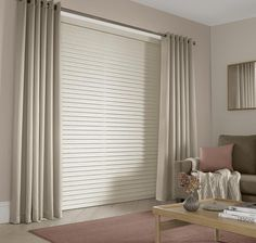 Made to measure light cream Sheer Horizon Blinds | Bolton Blinds