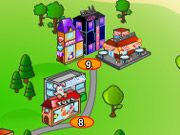 Free Online Girl Games, Build your own resort island in Shopping City!  Earn money by operating a network of popular shops and then use the money to continue upgrading your island!  See if you have what it takes to become a business tycoon in this fun game!, #simulation #role #playing #strategy #build
