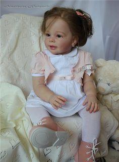 Поделись улыбкою своей.Стефания,кукла реборн Анастасии Гангало / Куклы Реборн Беби - фото, изготовление своими руками. Reborn Baby doll - оцените мастерство / Бэйбики. Куклы фото. Одежда для кукол
