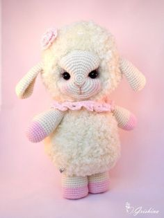 Our goal is to keep old friends, ex-classmates, neighbors and colleagues in touch. Amigurumi Toys, Softies, Plushies, Crochet Toys, Sheep, Lamb, Hello Kitty, Crochet Patterns, Cross Stitch