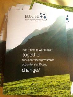#ecolise #climate #change ##sustainability #aeidl #conference #Europe