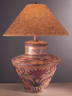 Ambience Southwest Table Lamp.