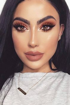 Eyebrow shapes that can compliment any face shape, is this myth or reality? Well, we have great news for every woman, as it is reality. Such eyebrow shapes exist – they are universally flattering, and we will talk about it here in our blog post. Check it out and thank us later! #makeup #makeuplover #eyebrows #eyebrowsshapes