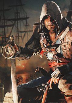 Edward Kenway - Assassin's Creed lV