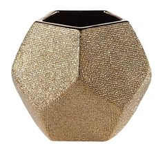 Short Orion Angle Vase by Torre & Tagus at Gilt Gold Vases, Barbie Dream House, Pottery, Texture, Fashion Designers, Coupon, Amazon, Sweet, Ideas