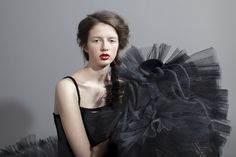 (2) Tumblr Wearable Art, Goth, Tulle, Beauty, Fashion, Gothic, Moda, La Mode, Goth Subculture