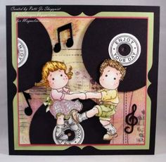 Edwin and Tilda Dancing