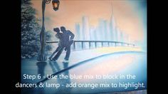 7 Steps to painting - Takes Two to Tango
