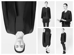 upsidedown is interesting Rad Hourani, Erin O'connor, Lookbook Layout, Catalog Design, Couture Collection, Looking For Women, Editorial Fashion, Fashion Photography, Women Wear