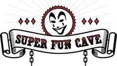 Super Fun Cave! http://superfuncave.com/